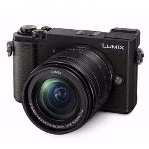 Panasonic GX-9 m/12-60 /3,5-5,6 Lumix G objektiv