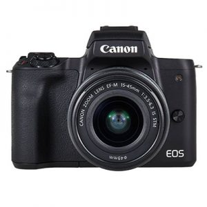 Canon EOS M 50 m/15-45mm IS STM