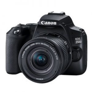 Canon EOS 250D m/18-55 IS STM