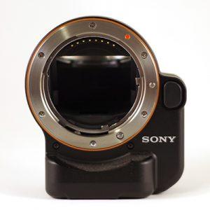 Sony Lens Adapter fra A-mount til E-mount huse