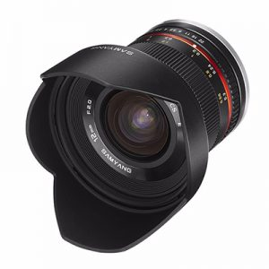 Samyang 12mm/2.0 NCS CS Ultravidvinkel