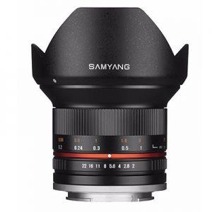 Samyang MFT 12mm 2.0 til Panasonic/Olympus