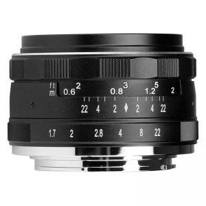 Meike 35mm / 1.7 til Sony E-mount