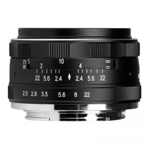 Meike 50mm 2.0 til Sony E-mount