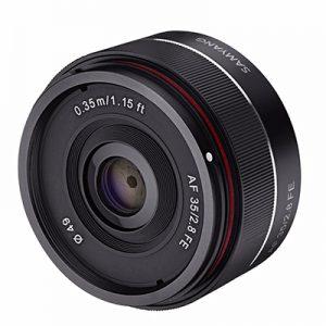 Samyang AF 35mm 2.8 Sony E-mount