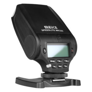 Meike MK 320 Flash til Sony