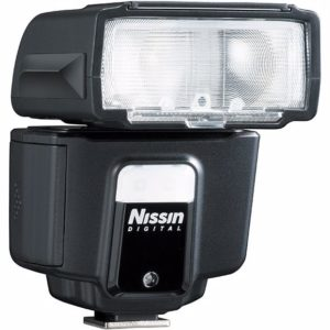 Nissin i40 Flash til Sony