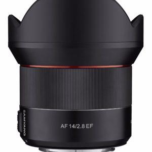 Samyang 14mm 2,8 til Canon EF