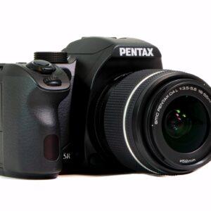 Pentax K-70 m/18-55mm DAL WR
