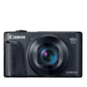 Canon Powershot SX 740 Sort